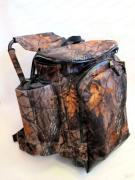 Рюкзак HAGLE CAMO 45 л. со стулом