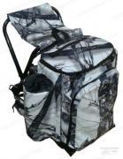 Рюкзак HAGLE SNOW CAMO 40 л. со стульчиком