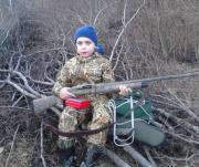 """Детский костюм для охоты, туризма, рыбалки """"Следопыт-3 Junior"""""""