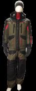 Зимний костюм-поплавок для рыбалки Nordkapp Frozen World -35