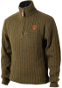 Свитер JahtiJakt  Knitted sweater forest, зеленый