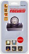 Налобный фонарь 4 светодиода FOCUSray 521